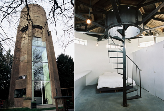 Watertower Home | By Zecc Architects | Image