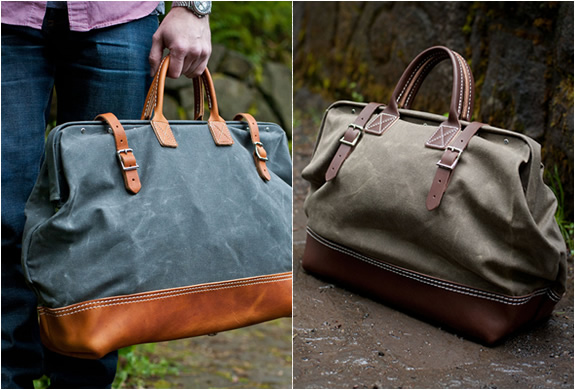 WOOD AND FAULK BAGS | Image