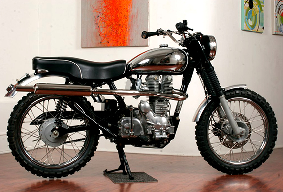 WOODSMAN 500 MOTORCYCLE | BY HAMMARHEAD INDUSTRIES | Image
