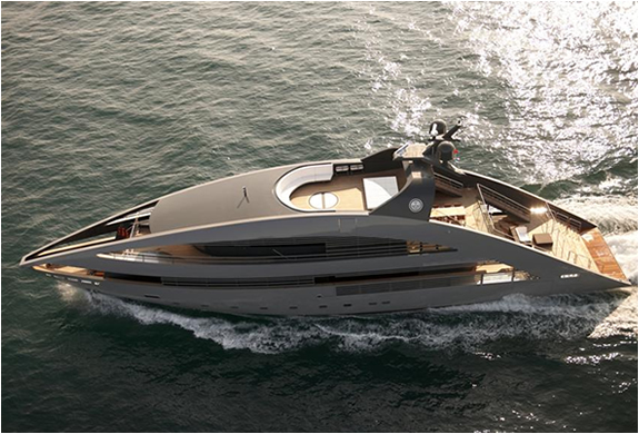 YACHTPLUS 40 | BY FOSTER AND PARTNERS | Image
