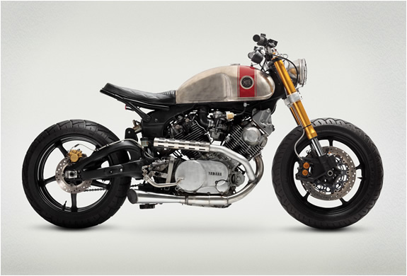 Yamaha Virago Custom | By Classified Moto | Image