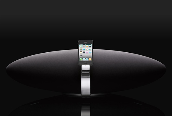 ZEPPELIN AIR SPEAKER | BY BOWERS & WILKINS | Image