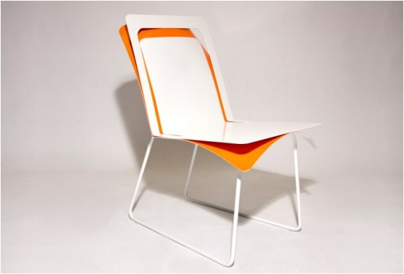 THE ZEST CHAIR | BY NANCY CHU | Image