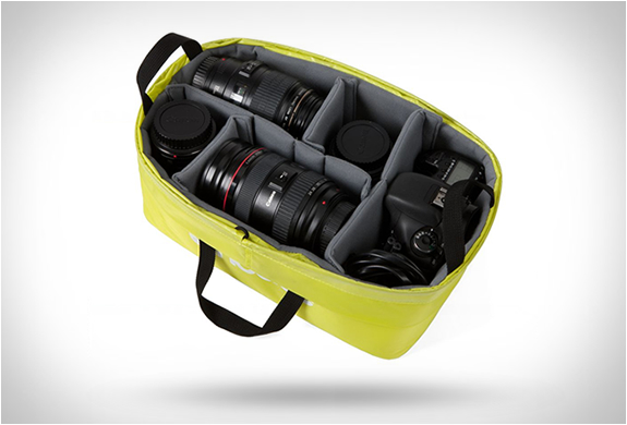 DSLR CAMERA ORGANIZER | BY INCASE | Image