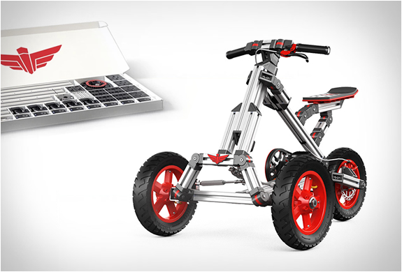 Infento Constructible Rides | Image