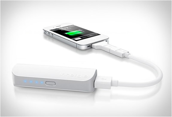 POCKETCELL RECHARGEABLE BATTERY | BY INNERGIE | Image