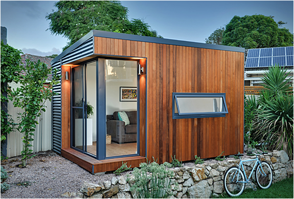 Backyard Offices | By Inoutside | Image
