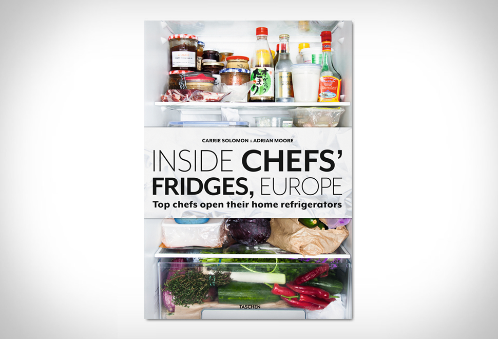 INSIDE CHEFS FRIDGES | Image