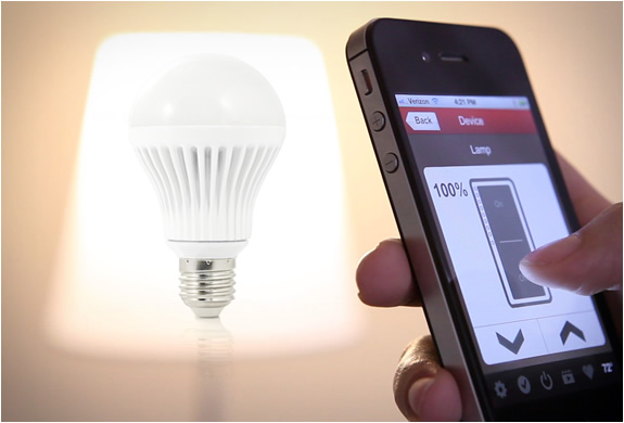 APP CONTROLLED LIGHT BULBS | Image