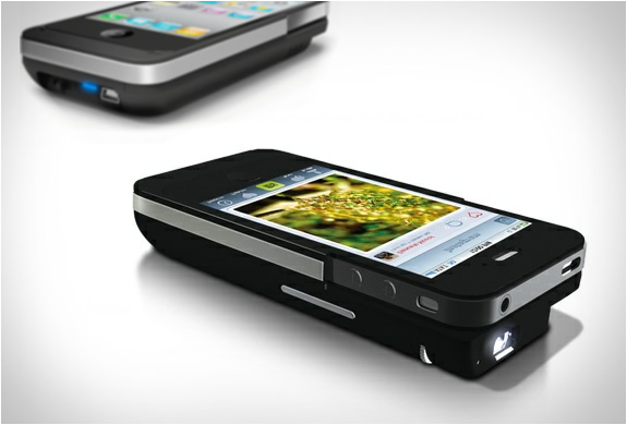 IPHONE POCKET PROJECTOR | Image