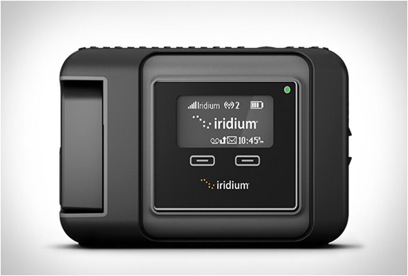 IRIDIUM GO | SATELLITE WIFI HOTSPOT | Image