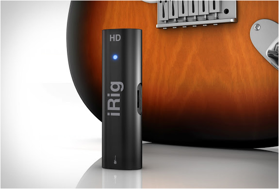 IRIG HD | DIGITAL GUITAR INTERFACE | Image