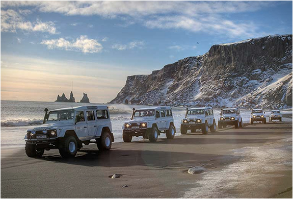 Isak | 4x4 Defender Tours In Iceland | Image