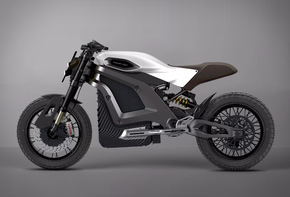 ITALIAN VOLT ELECTRIC MOTORCYCLE | Image