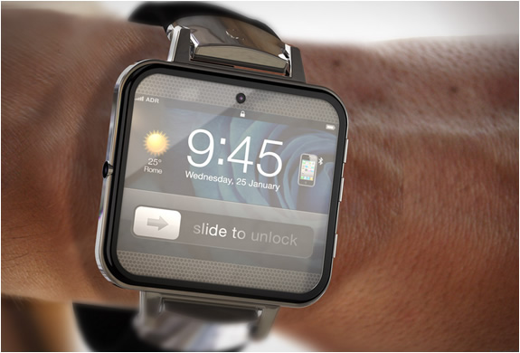 IWATCH2 | BY ANTONIO DEROSA | Image