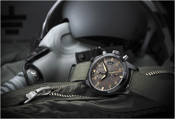 Iwc Pilot Watch Chronograph Top Gun Miramar | Image