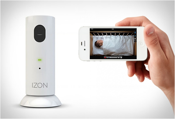 Izon | Remote Room Monitor | Image