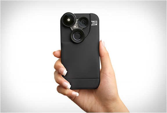 IZZI SLIM CAMERA CASE | Image