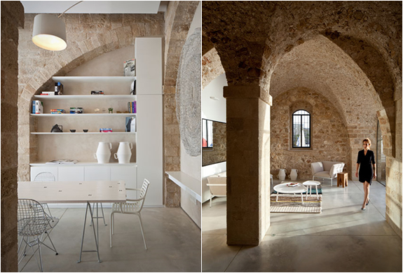 Jaffa Apartment | By Pitsou Kedem Architects | Image