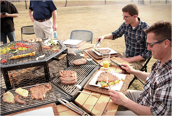 JAG GRILL BBQ TABLE | Image