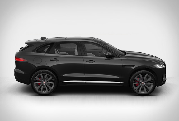 The All New Jaguar F Pace 2017