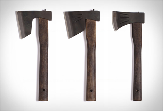 Japanese Axes | By Best Made | Image