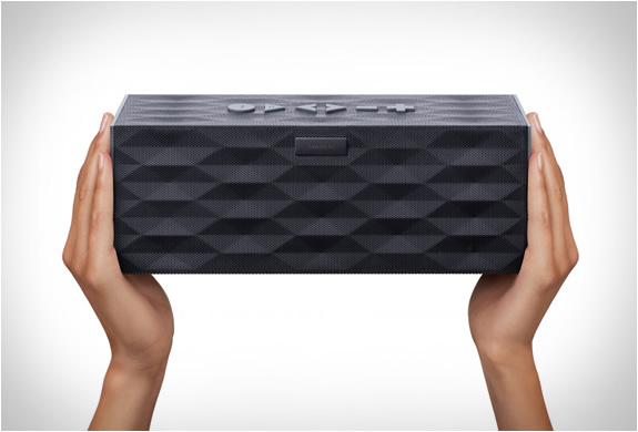 BIG JAMBOX | BY JAWBONE | Image