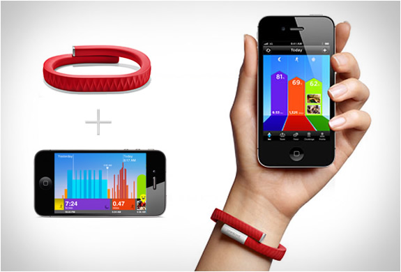 JAWBONE UP | WRISTBAND AND APP | Image