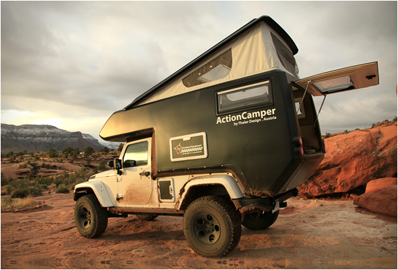 Jeep Action Camper | Image