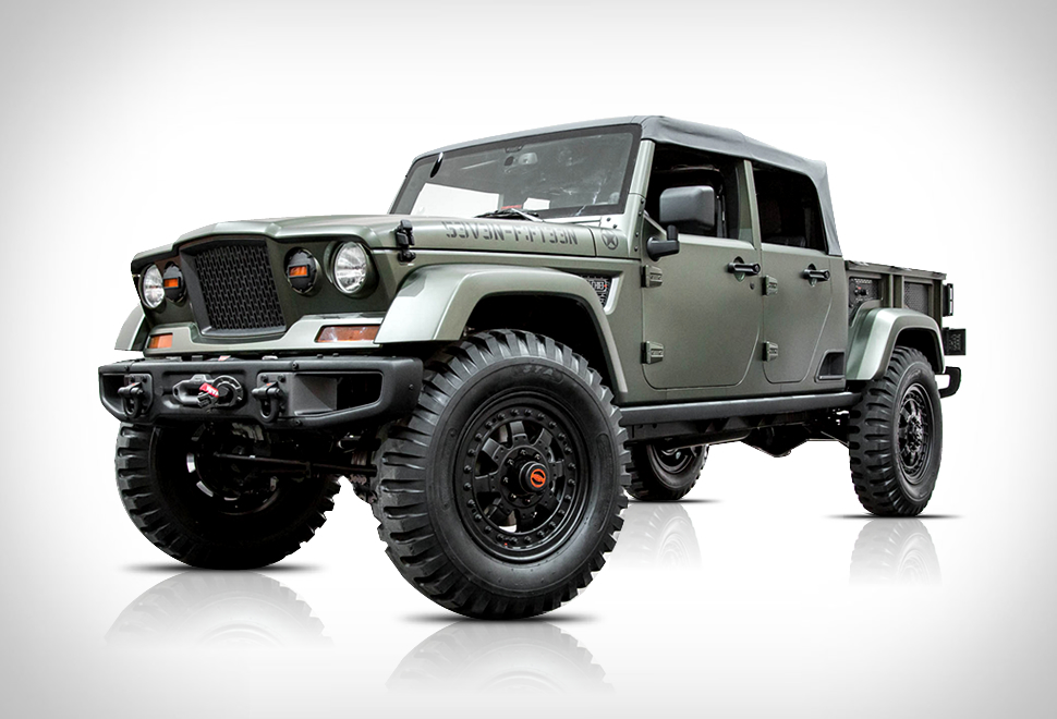 JEEP CREW CHIEF 715 | Image