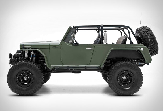 JEEP TERRA CRAWLER | BY RCH DESIGNS | Image