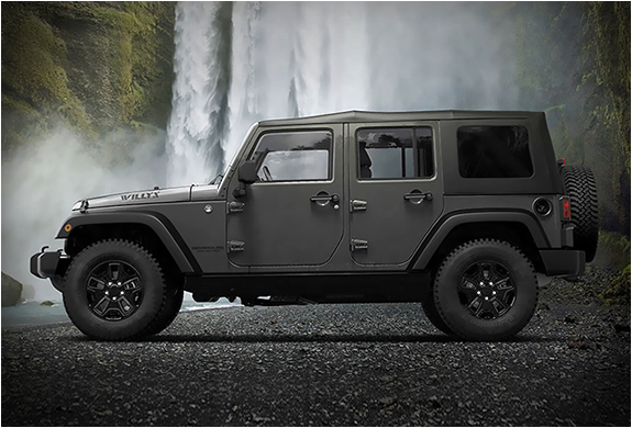 JEEP WRANGLER WILLYS WHEELER EDITION | Image