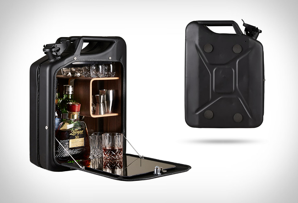 JERRY CAN BAR CABINET | Image