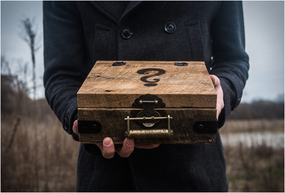 JJ ABRAMS X THEORY11 MYSTERY BOX | Image