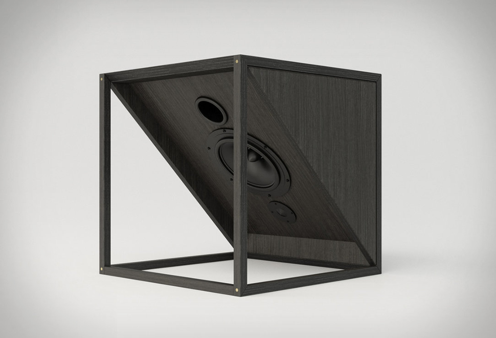 JLA End Table Speaker | Image