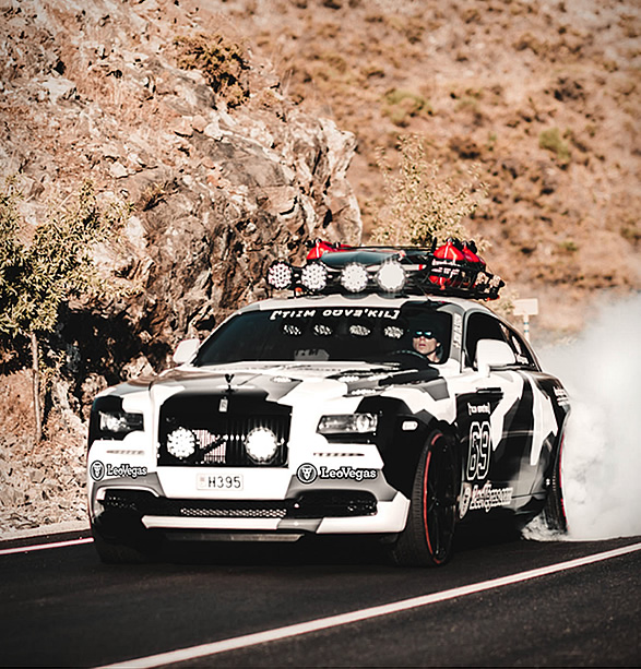 Magnets For Cars >> Jon Olsson Rolls Royce Wraith