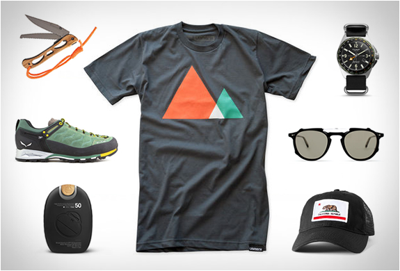 JULY FINDS ON HUCKBERRY | Image