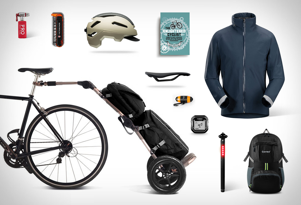June 2017 Bike Commuter Gear | Image