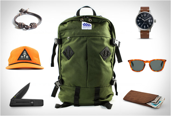 JUNE FINDS ON HUCKBERRY | Image