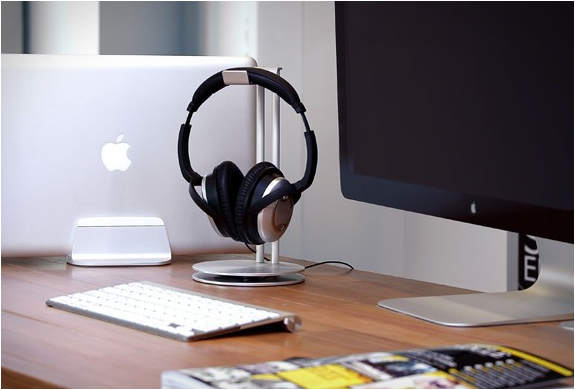 HEADPHONE STAND | BY JUST MOBILE | Image