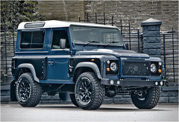 Land Rover Defender Sw 90 | By Kahn Design | Image