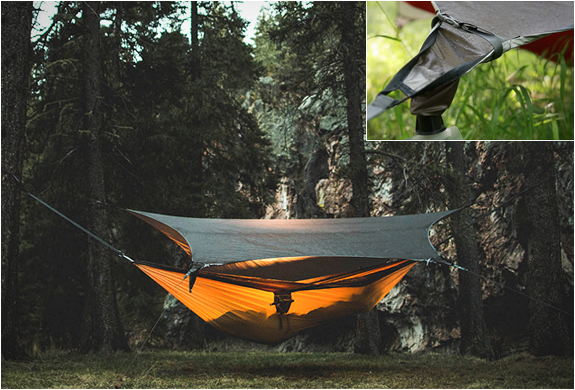 GLIDER | SHELTER & RAIN RETENTION SYSTEM | Image