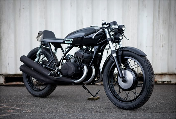 Kawasaki S1 | By Twinline Motorcycles | Image