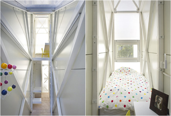 Keret House Worlds Thinnest House