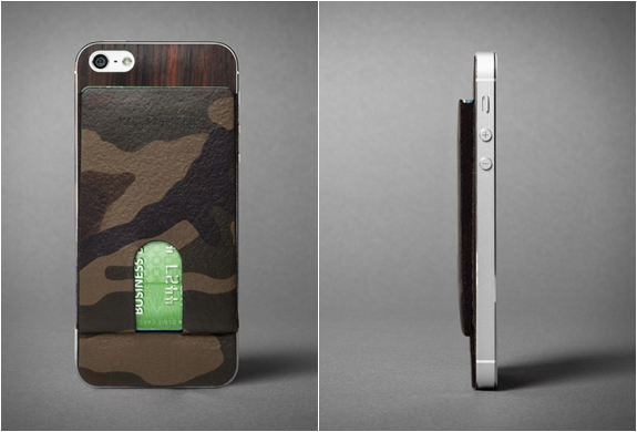 Iphone 5 Camo Card Case | By Killspencer | Image