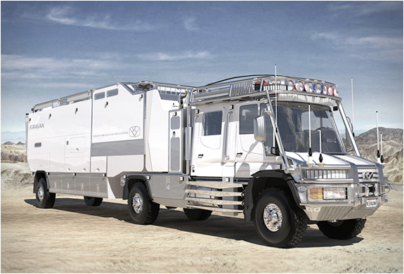 KIRAVAN EXPEDITION VEHICLE | Image