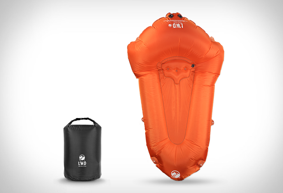 Klymit Litewater Packable Dinghy | Image