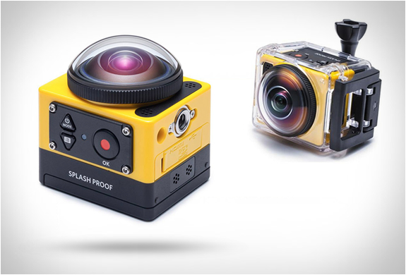 KODAK SP360 ACTION CAM | Image
