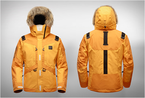 LIFE TECH JACKET | BY KOLON SPORT | Image
