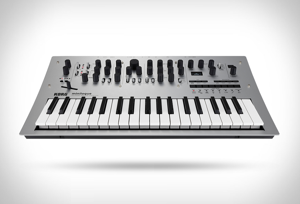 Korg Minilogue Synthesizer | Image